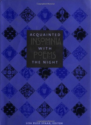 9780231115445: Acquainted with the Night: Insomnia Poems