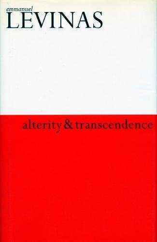 9780231116503: Alterity and Transcendence