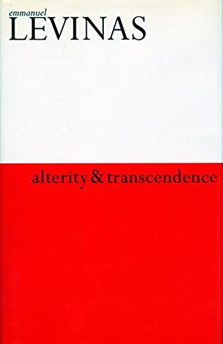 9780231116510: Alterity and Transcendence