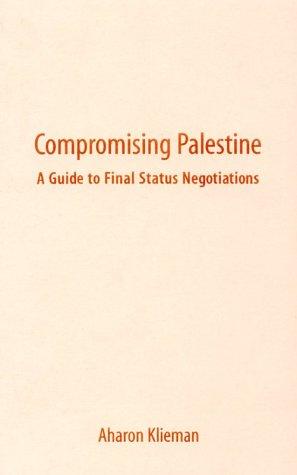 9780231117883: Compromising Palestine