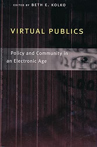 Virtual Publics: Beth Kolko
