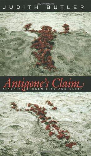 9780231118958: Antigone's Claim