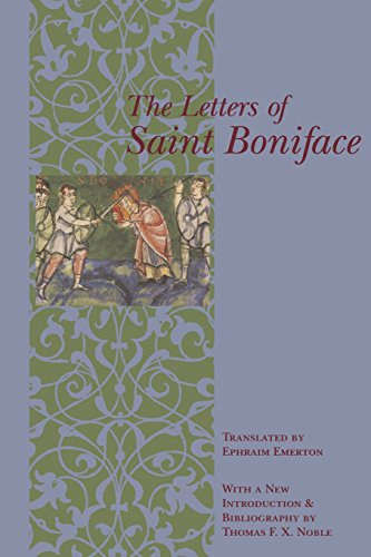 9780231120937: The Letters of St. Boniface
