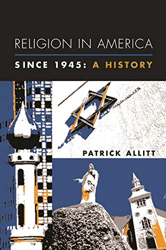 9780231121545: Religion in America Since 1945
