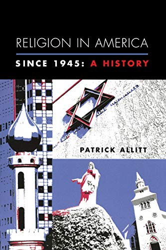 9780231121552: Religion in America since 1945 – A History