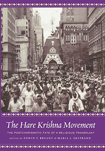9780231122566: The Hare Krishna Movement: The Postcharismatic Fate of a Religious Transplant