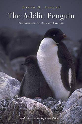 9780231123068: The Adélie Penguin: The Adelie Penguin