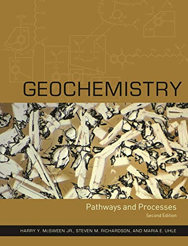9780231124409: Geochemistry: Pathways and Processes