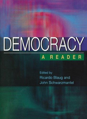 9780231124812: Democracy: A Reader