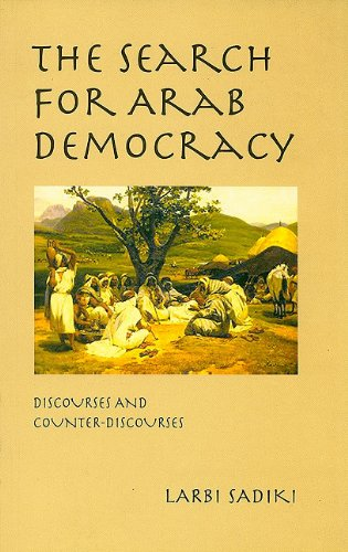 9780231125819: The Search for Arab Democracy: Discourses and Counter-Discourses