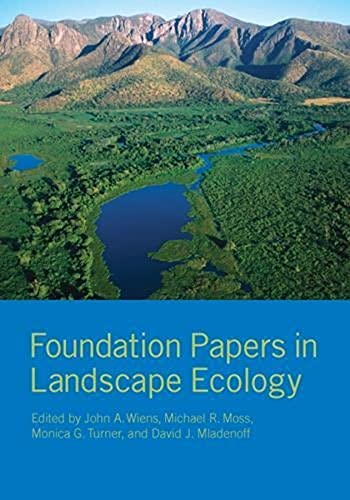9780231126809: Foundation Papers in Landscape Ecology