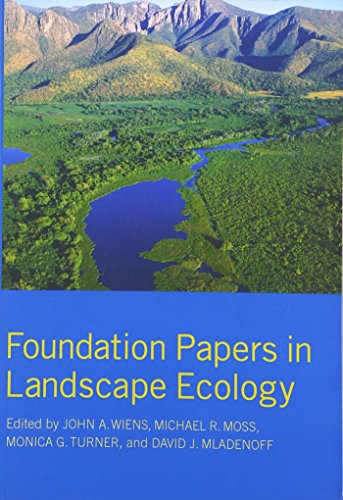 9780231126816: Foundation Papers in Landscape Ecology