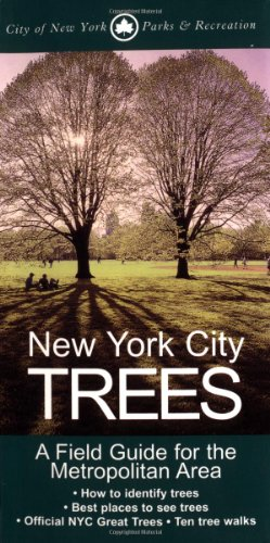 9780231128353: New York City Trees: A Field Guide for the Metropolitan Area