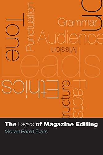 9780231128605: The Layers of Magazine Editing
