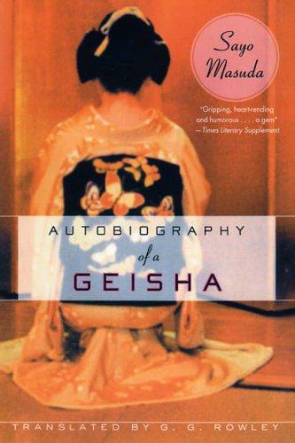 9780231129510: Autobiography of a Geisha