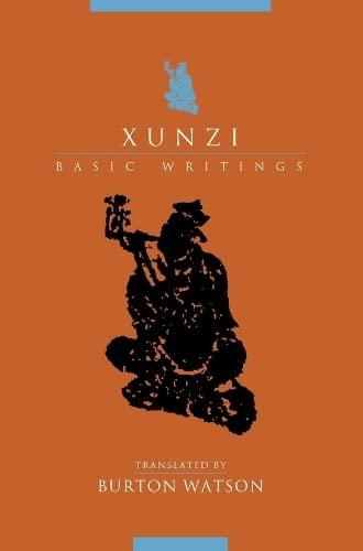 9780231129657: Xunzi: Basic Writings (Translations from the Asian Classics)