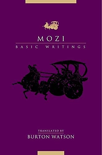 Mozi: basic writings