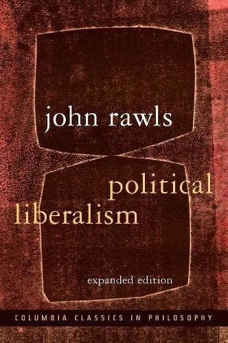 9780231130899: Political Liberalism