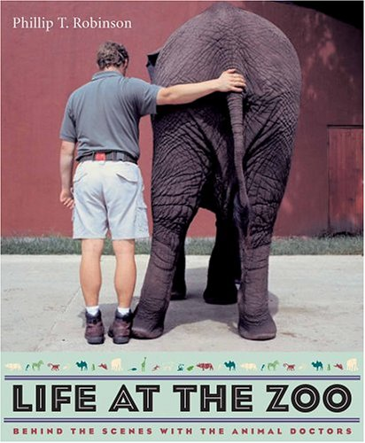 9780231132480: Life at the Zoo: Behind the Scenes with the Animal Doctors