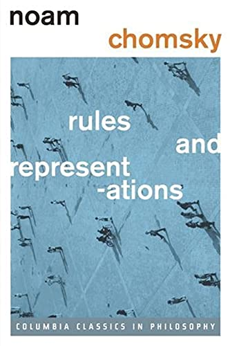 9780231132701: Rules and Representations (Columbia Classics in Philosophy)