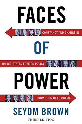 9780231133296: Faces of Power: Constancy and Change in United States Foreign Policy from Truman to Obama