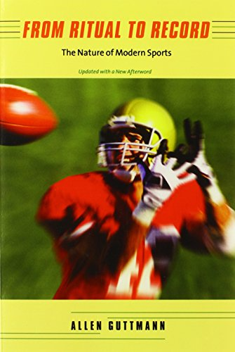 9780231133418: From Ritual to Record - The Nature of Modern Sports Upd