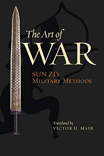 9780231133821: The Art of War: Sun Zi's Military Methods (Translations from the Asian Classics)
