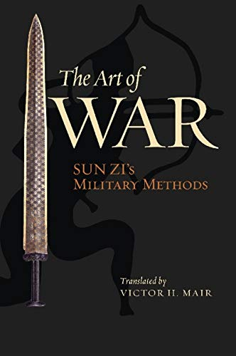 9780231133838: The Art of War: Sun Zi's Military Methods (Translations from the Asian Classics)