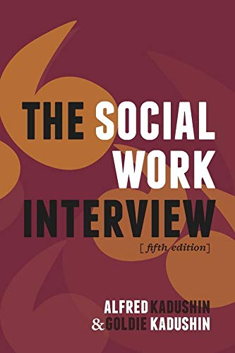 9780231135801: The Social Work Interview
