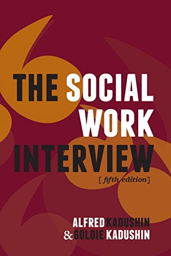 9780231135818: The Social Work Interview