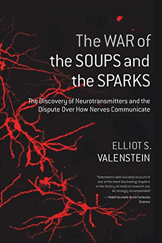 9780231135894: The War of the Soups and the Sparks: The Discovery of Neurotransmitters and the Dispute Over How Nerves Communicate