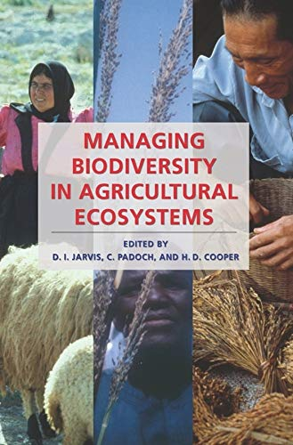 9780231136488: Managing Biodiversity in Agricultural Ecosystems