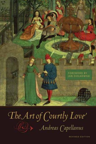 9780231136570: The Art of Courtly Love (Records of Western Civilization Series)