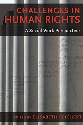 9780231137201: Challenges in Human Rights: A Social Work Perspective