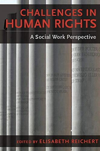 9780231137218: Challenges in Human Rights: A Social Work Perspective