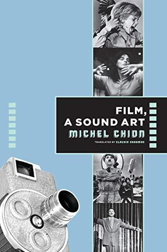 9780231137775: Film: a Sound Art