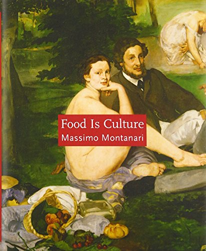9780231137904: Food Is Culture