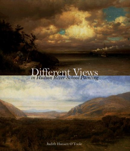 9780231138208: Different Views in Hudson River School Painting