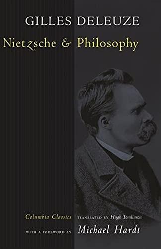 9780231138765: Nietzsche and Philosophy (Columbia Classics in Philosophy)