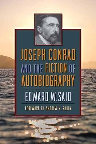 9780231140058: Joseph Conrad and the Fiction of Autobiography