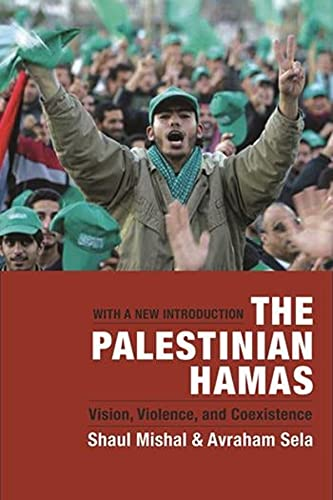 9780231140072: The Palestinian Hamas: Vision, Violence, and Coexistence