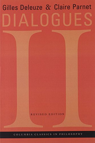 9780231141352: Dialogues II (European Perspectives: A Series in Social Thought and Cultur)