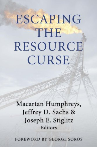 9780231141963: Escaping the Resource Curse (Initiative for Policy Dialogue at Columbia: Challenges in Development and Globalization)