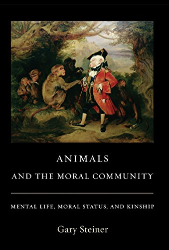 9780231142342: Animals and the Moral Community: Mental Life, Moral Status, and Kinship