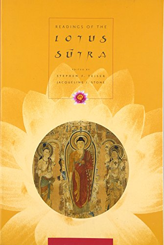 9780231142892: Readings of the Lotus Sutra (Columbia Readings of Buddhist Literature)