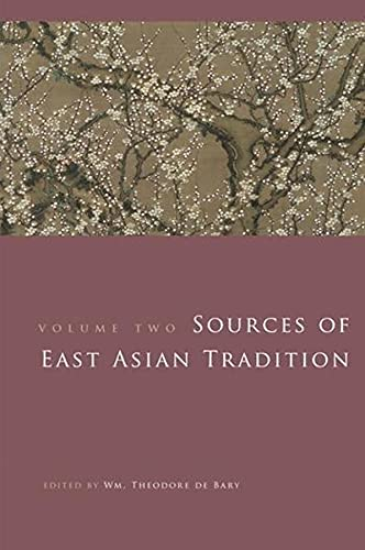 9780231143233: Sources of East Asian Tradition, Vol. 2: The Modern Period (Introduction to Asian Civilizations)