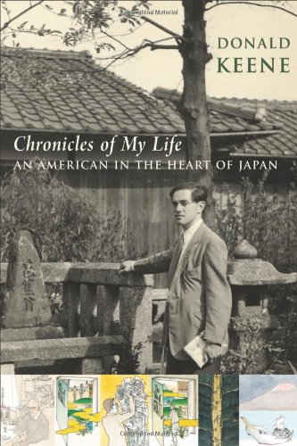 9780231144407: Chronicles of My Life: An American in the Heart of Japan