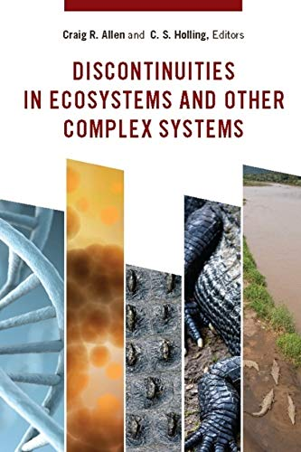 9780231144452: Discontinuities in Ecosystems and Other Complex Systems (Complexity in Ecological Systems)