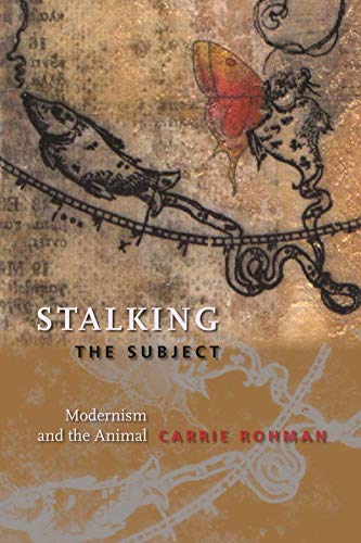 Stalking the Subject: Rohman, Professor Carrie