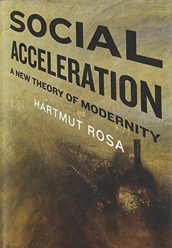 Social Acceleration (Hardcover): Hartmut Rosa